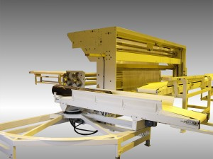 Packaging unit -  Roll length from 1000 to 3000 mm - Roll diameter from 100 to 600 mm