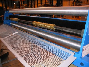 Cold micro perforating unit serie 3F - Width: 500 to 3500 mm