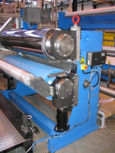 Cold laminator for laminated product - Width : 1600 mm - Speed : 250 m/min