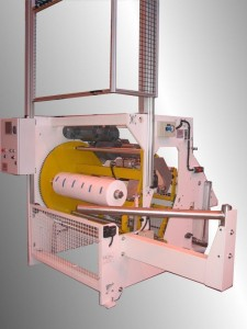 Automatic turret winder - Width : 1000 mm - Diameter : 300 mm - Speed : 50 m/min
