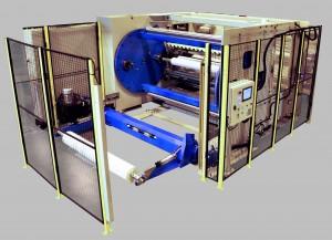Enrouleur automatique TW-2400 - Diametre d'enroulage 1400 mm